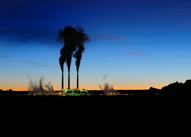 Энергопотребление США