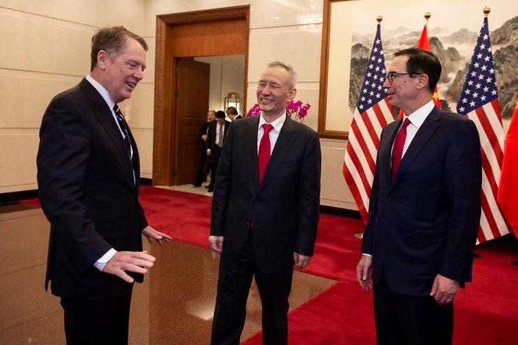 США и Китай возобновят