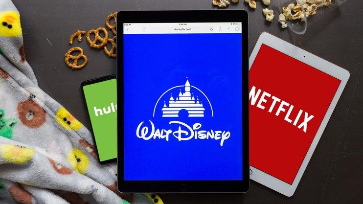 Запуск Disney+ может