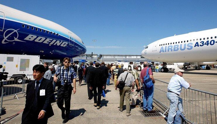 Boeing начинает заметно