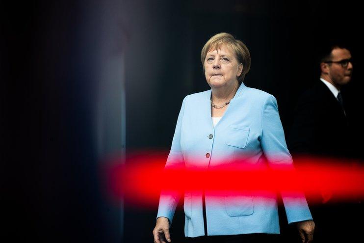 ВВП Германии снизился на