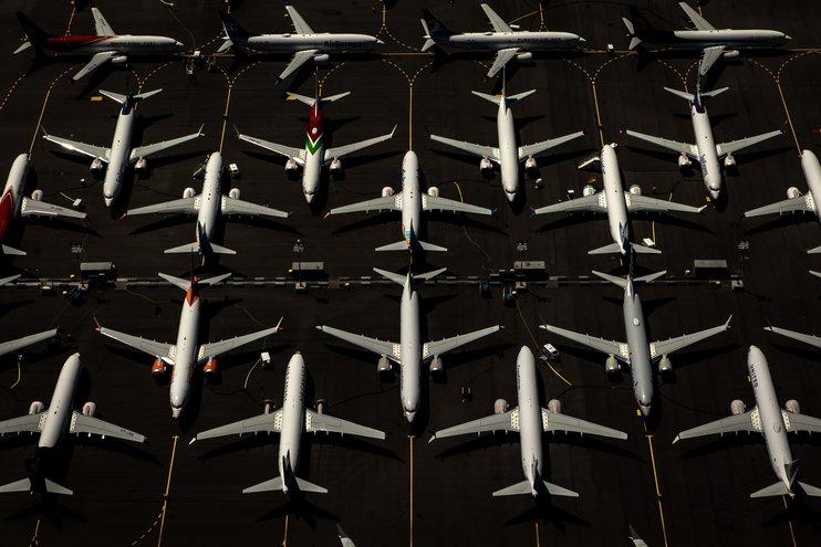 Проблемы Boeing отняли