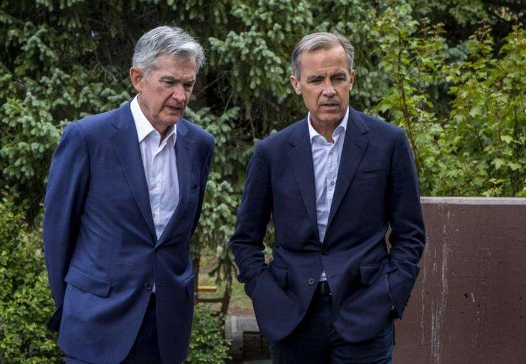 Банк Англии будет