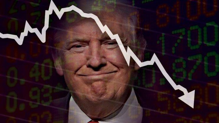 Может ли Трамп обвалить