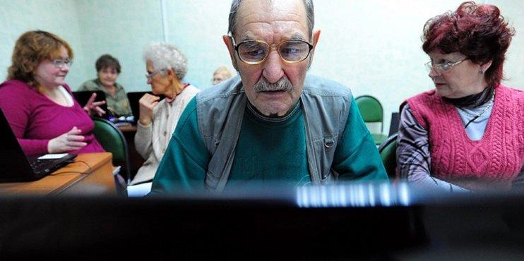 Пенсионеров в России в