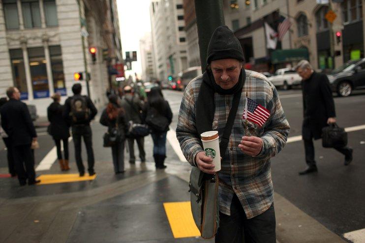 Средний класс в США на