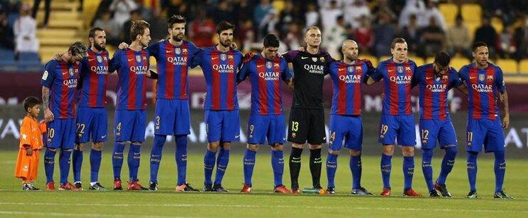 Топ-10 футбольных клубов