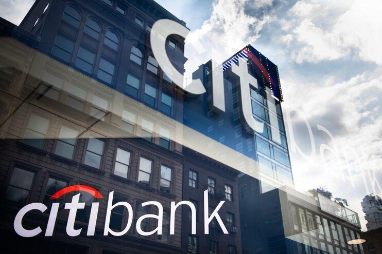 Прибыль Citigroup
