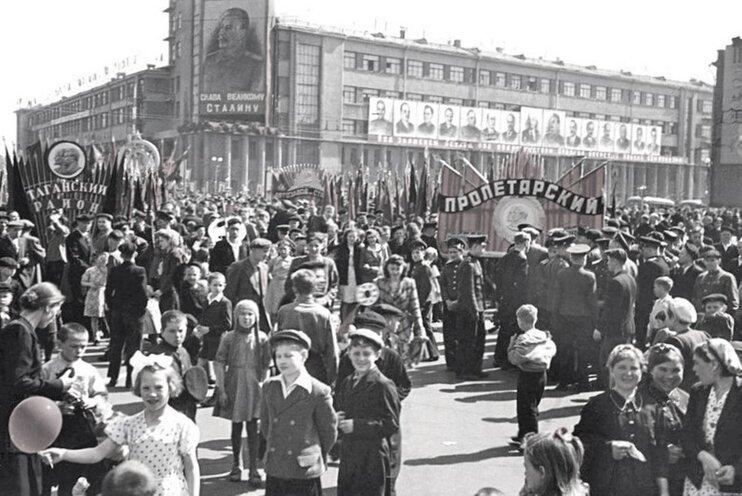 Эволюция советской