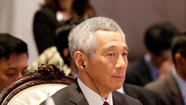 Сингапур ожидает