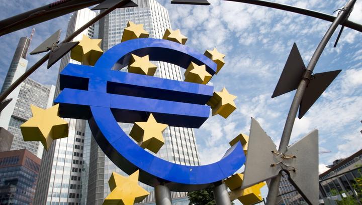 Рост ВВП еврозоны