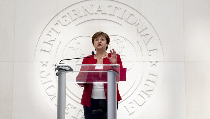 МВФ: коронавирус может