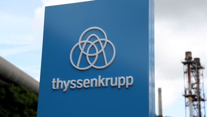 Thyssenkrupp сократит 3