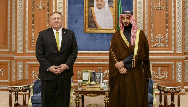 США призвали Саудовскую